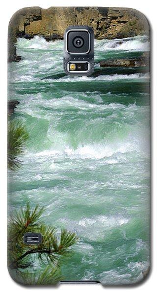 Kootenai River Galaxy S5 Case