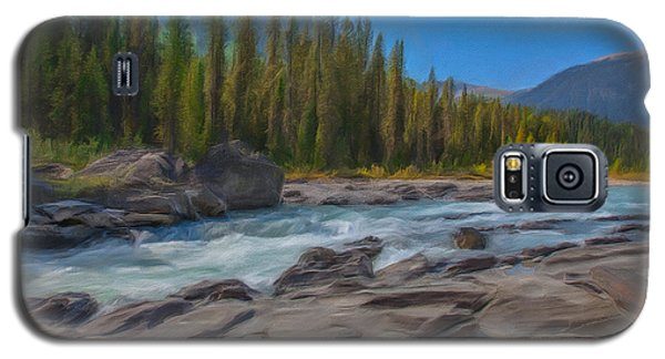 Kootenay River Galaxy S5 Case