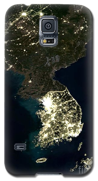 Korean Peninsula Galaxy S5 Case