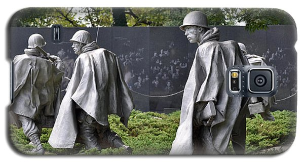 Korean War Memorial 3 Galaxy S5 Case