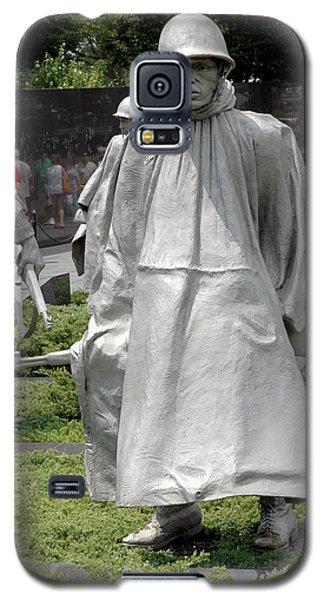 Korean War Memorial Galaxy S5 Case by LeeAnn McLaneGoetz McLaneGoetzStudioLLCcom