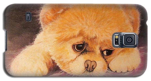 Koty The Puppy Galaxy S5 Case by Sigrid Tune