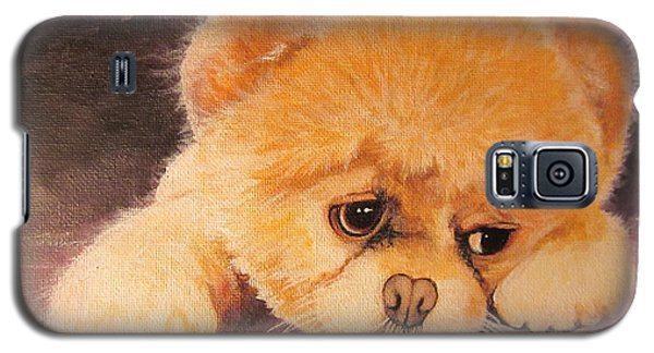 Flying Lamb Productions     Koty The Puppy Galaxy S5 Case