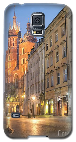 Galaxy S5 Case featuring the photograph Krakow by Juli Scalzi