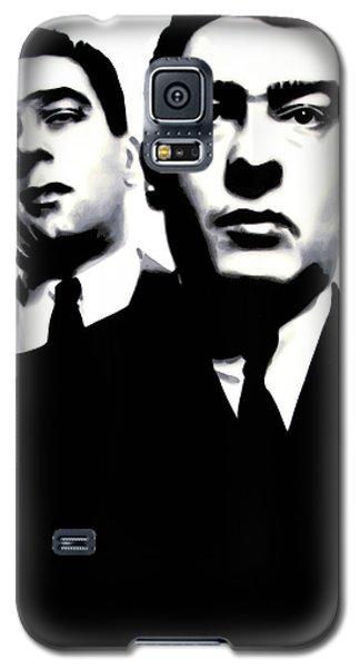 Kray Twins Galaxy S5 Case by Luis Ludzska