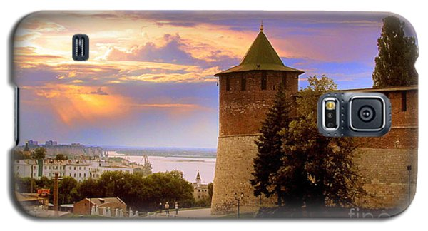 Kremlin In Nizhny Novgorod Galaxy S5 Case by Irina Hays