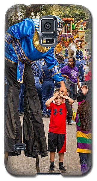 Krewe Of Thoth Greeting Galaxy S5 Case