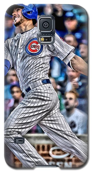 Kris Bryant Chicago Cubs Galaxy S5 Case