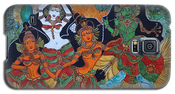 Krishna And Gopika Galaxy S5 Case