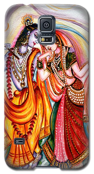 Krishna And Radha Galaxy S5 Case