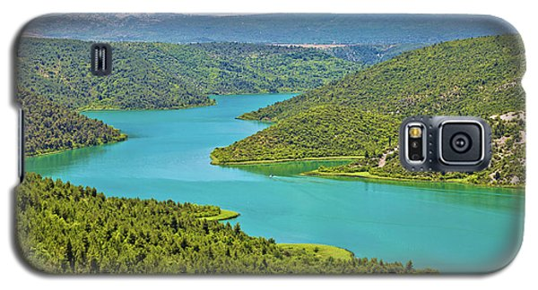 Krka River National Park View Galaxy S5 Case