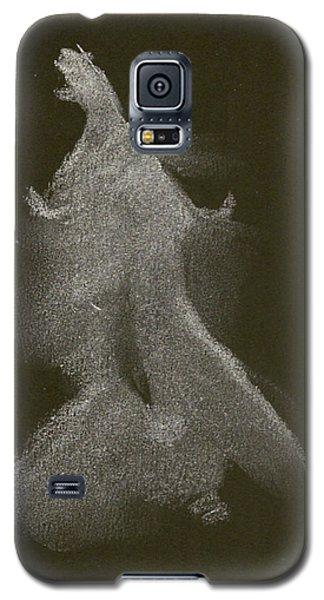Kroki 2014 10 04_16 Figure Drawing White Chalk Galaxy S5 Case