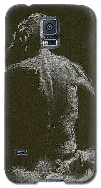 Kroki 2015 01 10_14 Figure Drawing White Chalk Galaxy S5 Case