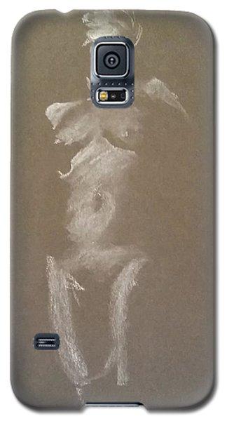Kroki 2015 06 18_6 Figure Drawing White Chalk Galaxy S5 Case