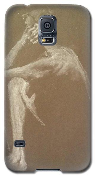 Kroki 2015 06 18_9 Figure Drawing White Chalk Galaxy S5 Case