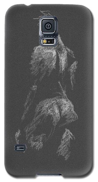 Kroki 2015 09 26 _3 Figure Drawing White Chalk Galaxy S5 Case