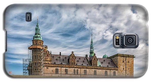Galaxy S5 Case featuring the photograph Kronborg Castle In Denmark by Antony McAulay