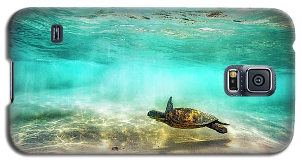 Kua Bay Honu Galaxy S5 Case