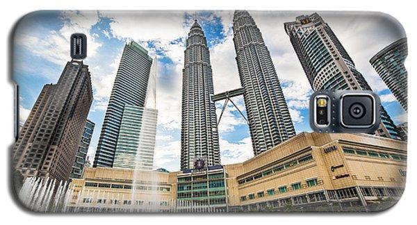 Kuala Lumpur Petronas Towers Galaxy S5 Case