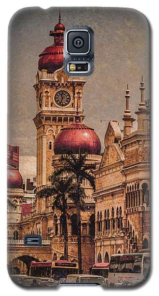 Kuala Lumpur, Malaysia - Red Onion Domes Galaxy S5 Case
