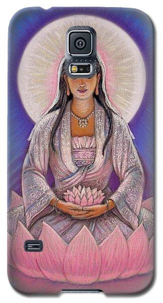 Kuan Yin Galaxy S5 Case by Sue Halstenberg