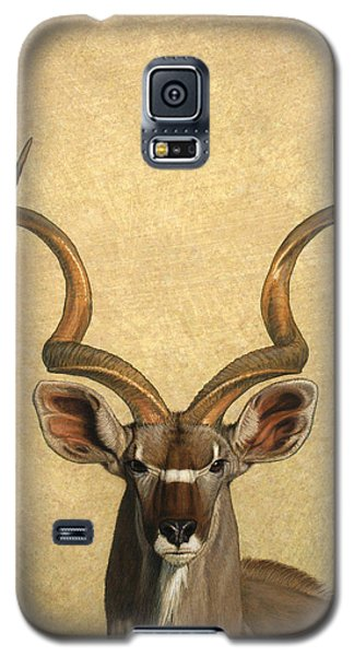 Kudu Galaxy S5 Case by James W Johnson