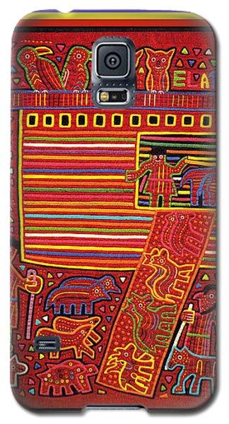 Kuna Indian Ark Galaxy S5 Case