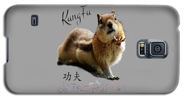 Kung Fu Chipmunk Galaxy S5 Case