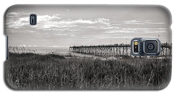 Kure Beach Pier Galaxy S5 Case