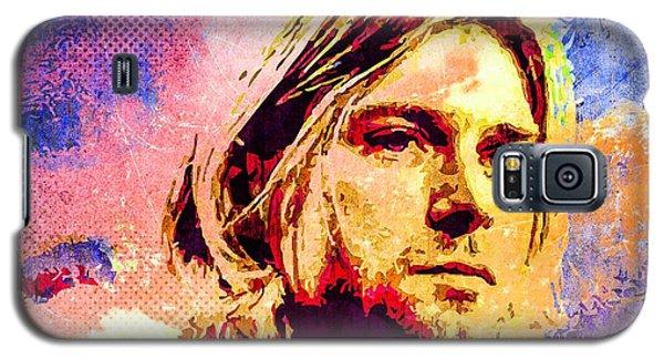 Kurt Cobain Galaxy S5 Case