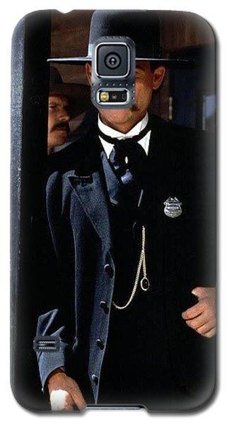 Kurt Russell As Wyatt Earp Tombstone Arizona 1993-2015 Galaxy S5 Case