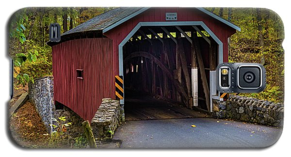 Kurtz Mill Covered Bridge Galaxy S5 Case