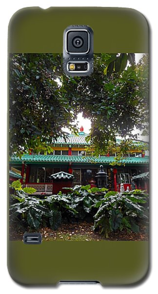Kwon Yin Temple 4 Galaxy S5 Case