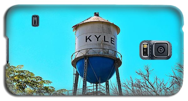 Kyle Texas Water Tower Galaxy S5 Case