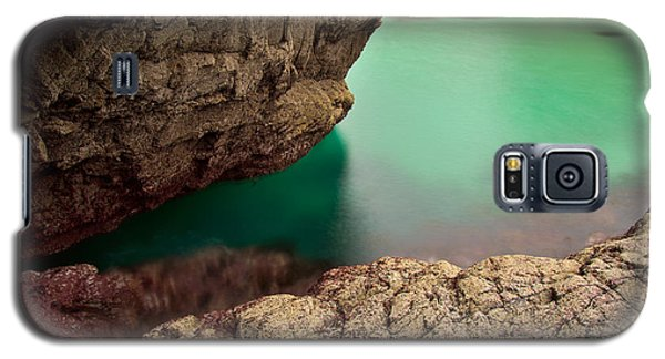 Kynance Cove Cornwall Galaxy S5 Case
