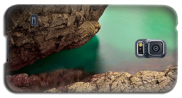 Kynance Cove Cornwall Galaxy S5 Case