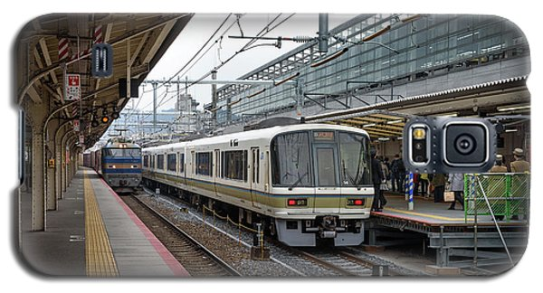 Kyoto To Osaka Train Station, Japan Galaxy S5 Case