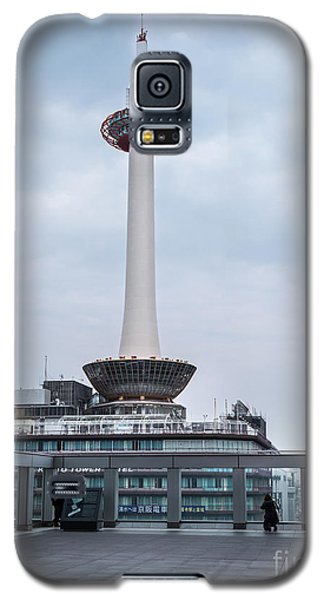 Kyoto Tower, Japan Galaxy S5 Case