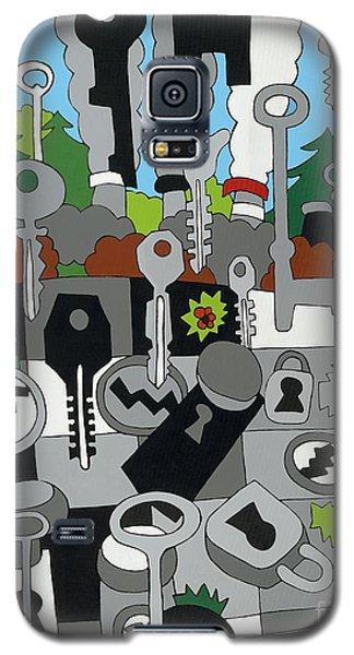 La Basin Galaxy S5 Case