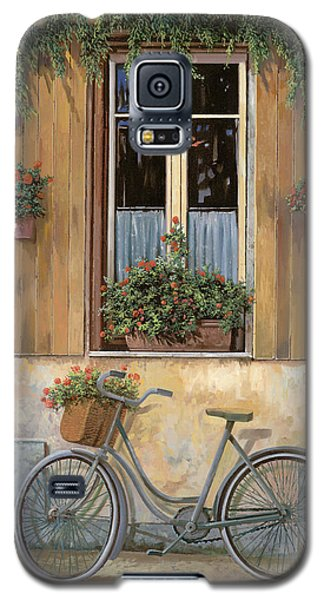 La Bici Galaxy S5 Case by Guido Borelli