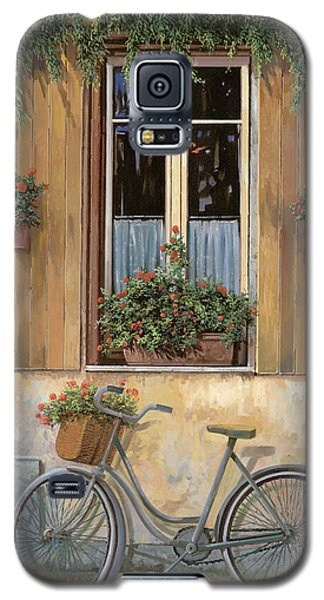 Bicycle Galaxy S5 Case - La Bici by Guido Borelli