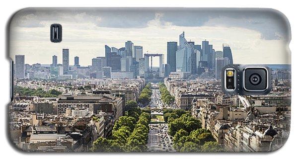 La Defense Paris Galaxy S5 Case