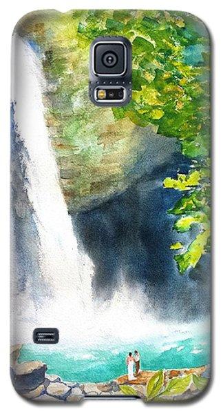 La Fortuna Waterfall Galaxy S5 Case