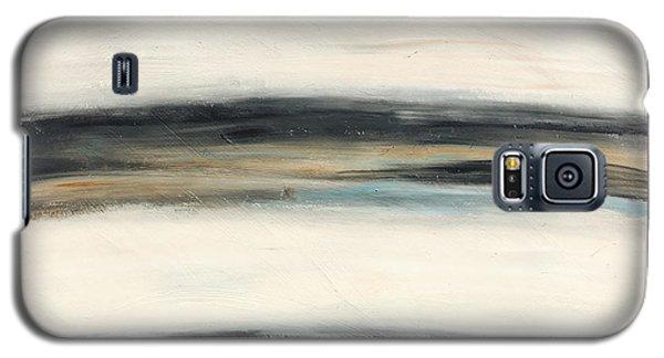 La Jolla #3 Seascape Landscape Original Fine Art Acrylic On Canvas Galaxy S5 Case