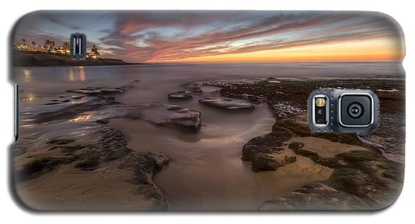 La Jolla After Dark Galaxy S5 Case