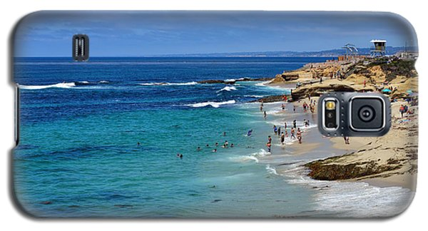 La Jolla Beach Galaxy S5 Case