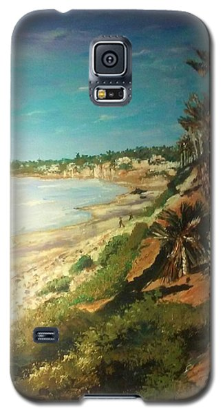 La Jolla Beach Galaxy S5 Case