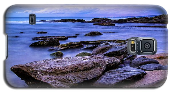 La Jolla Cove Twilight Galaxy S5 Case