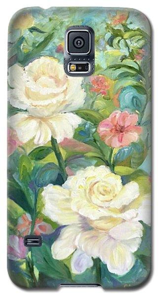 La Jolla Garden Galaxy S5 Case