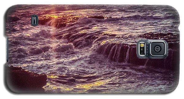 La Jolla Sunset Galaxy S5 Case